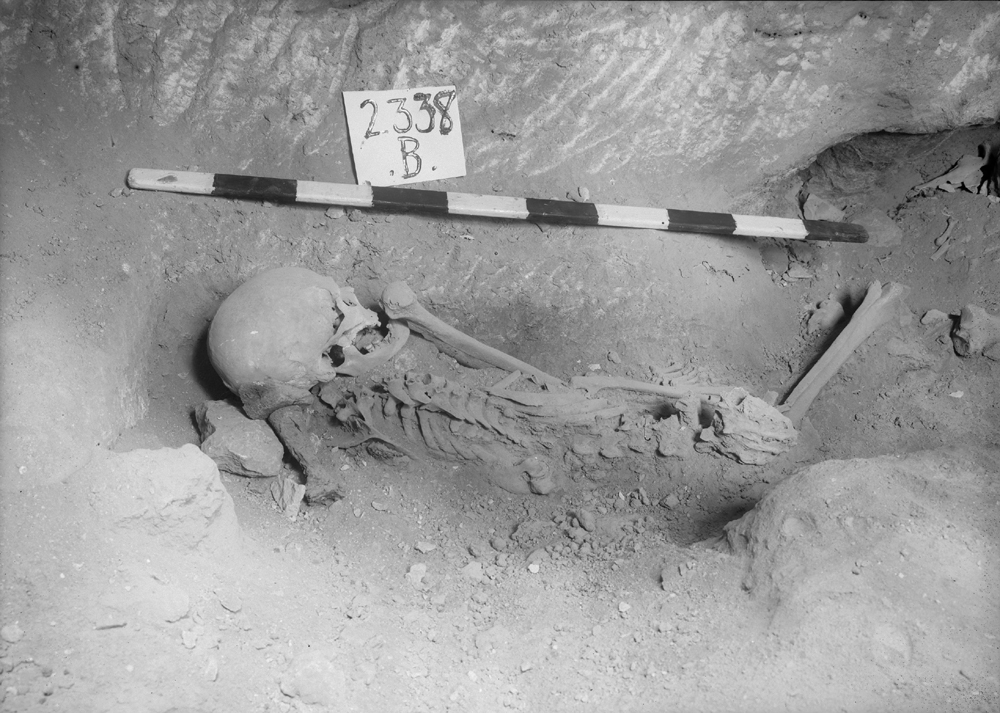 Western Cemetery: Site: Giza; View: G 2338
