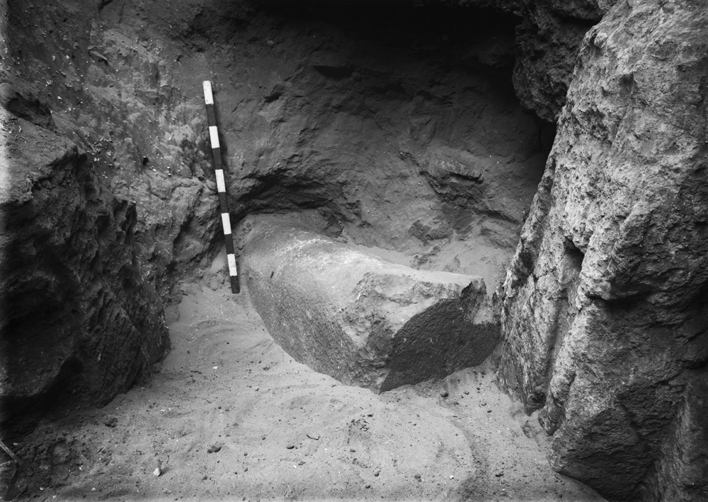 Eastern Cemetery: Site: Giza; View: Service tomb 1