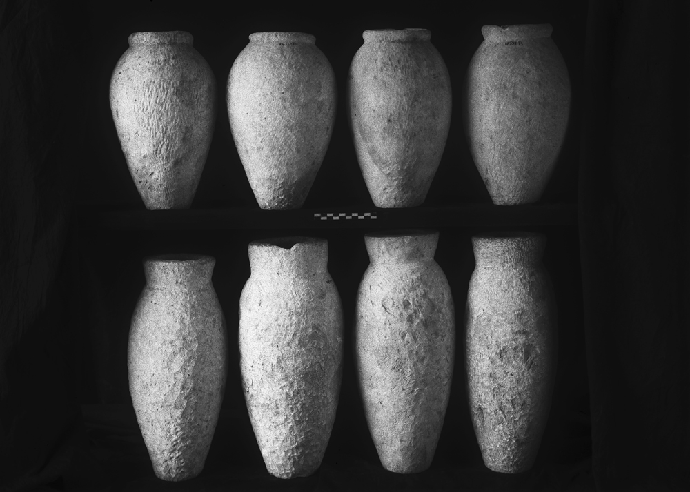 Object(s) photograph: Site: Giza; view: G 4810, G 4811+4812, G 4813