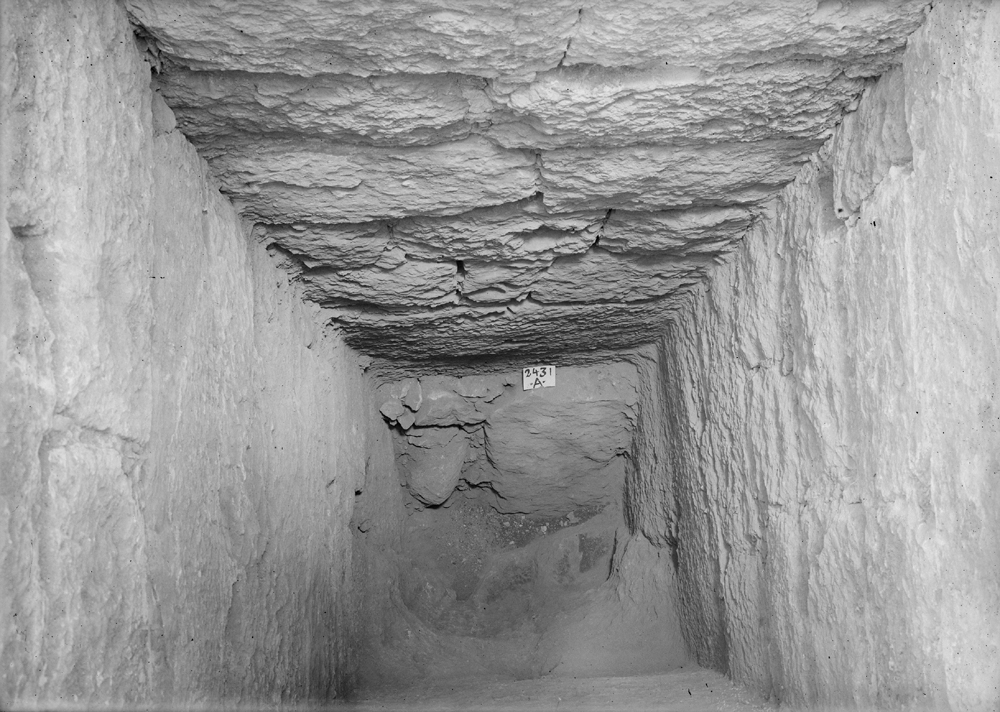 Western Cemetery: Site: Giza; View: G 2431