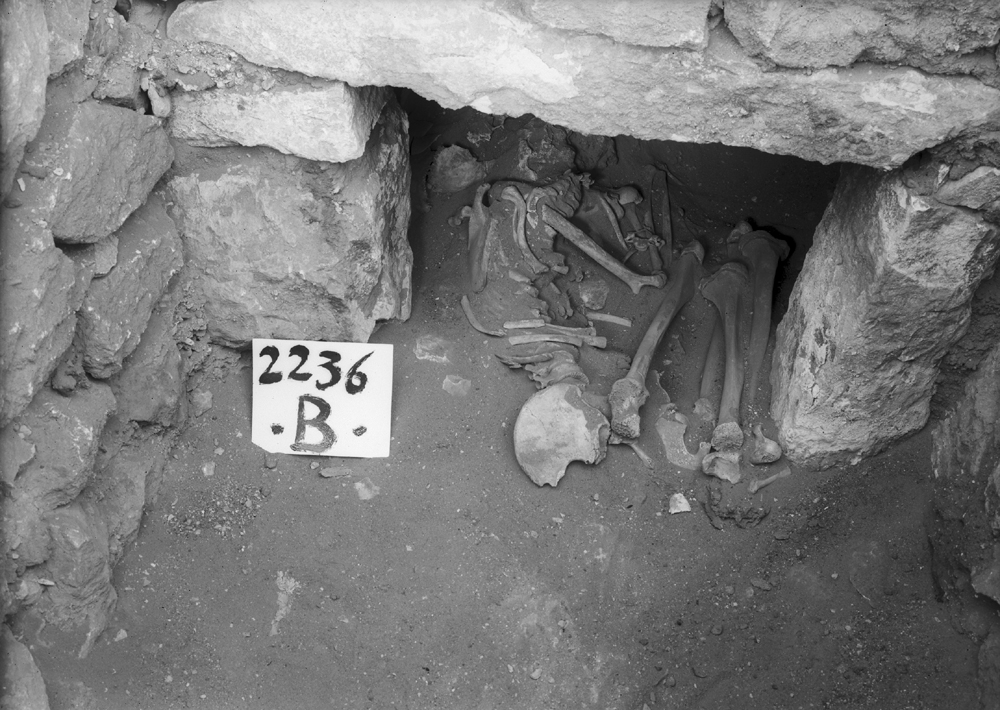 Western Cemetery: Site: Giza; View: G 2236