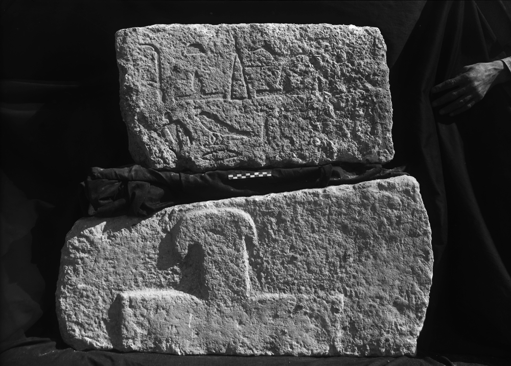 Object(s) photograph: Site: Giza; view: G 2435, G 2392