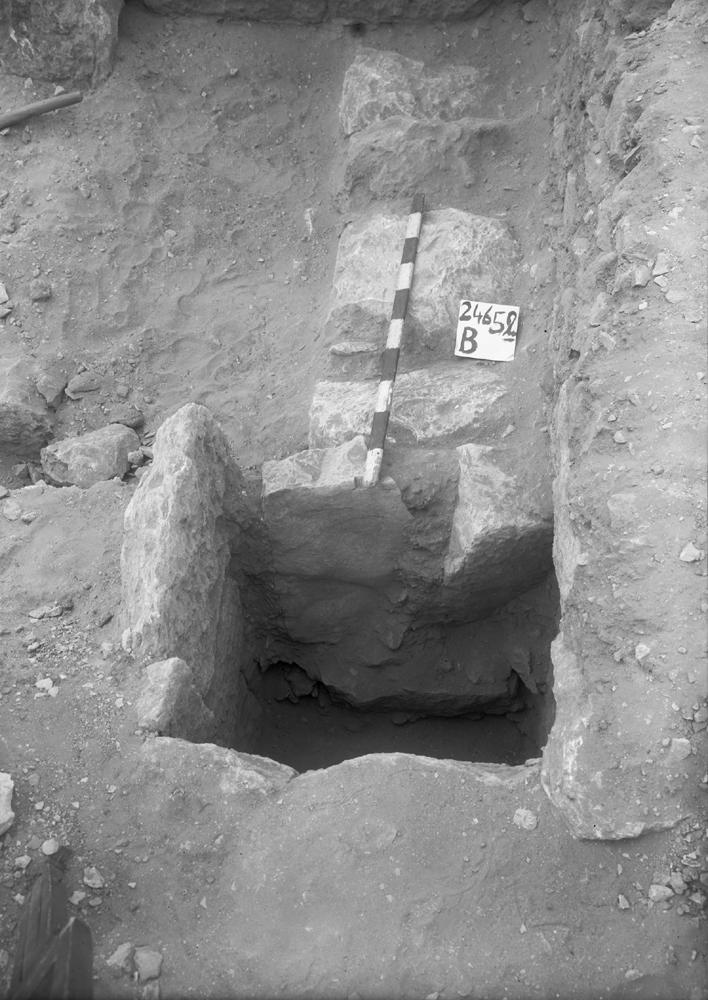 Western Cemetery: Site: Giza; View: G 2465b