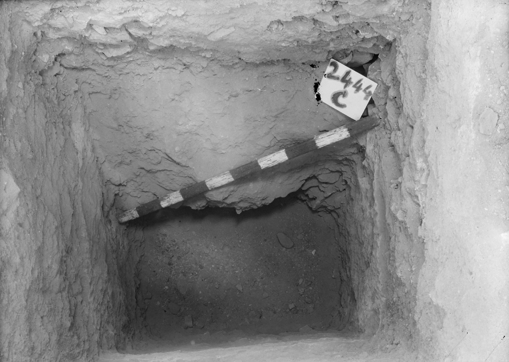 Western Cemetery: Site: Giza; View: G 2444