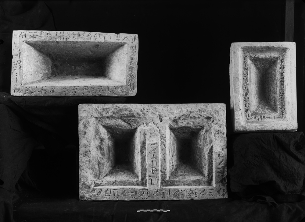 Object(s) photograph: Site: Giza; view: G 1636, G 7903