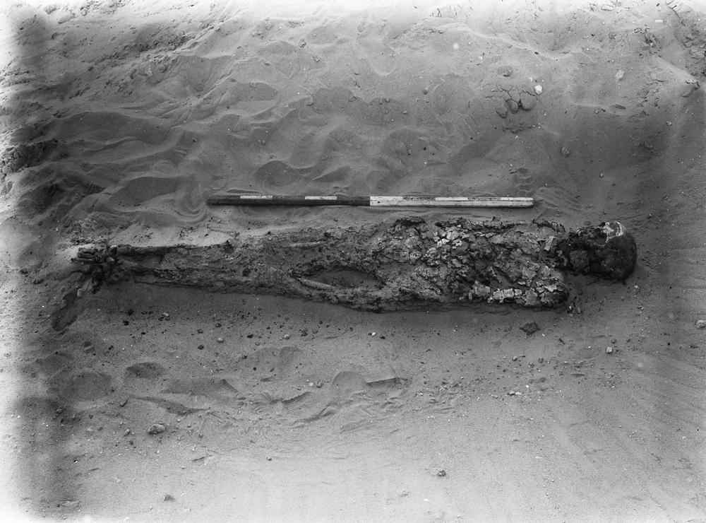 Wadi Cemetery (Reisner; north of W. Cem): Site: Giza