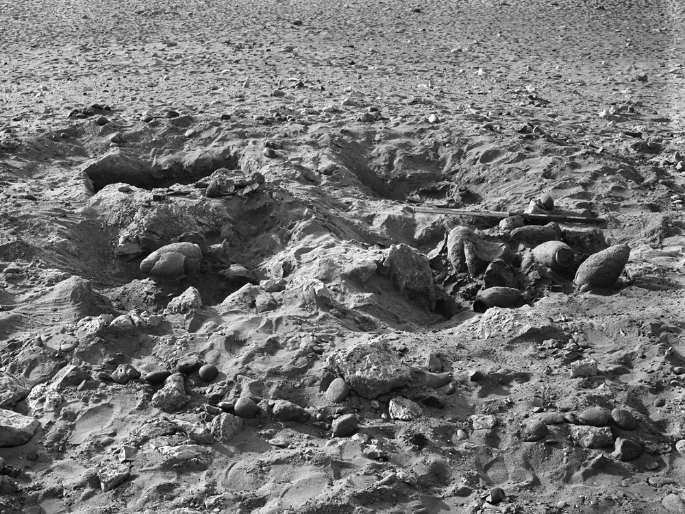 Western Cemetery: Site: Giza; View: G 1001, G 1002, G 1003, G 1004, G 1005, G 1006, G 1007
