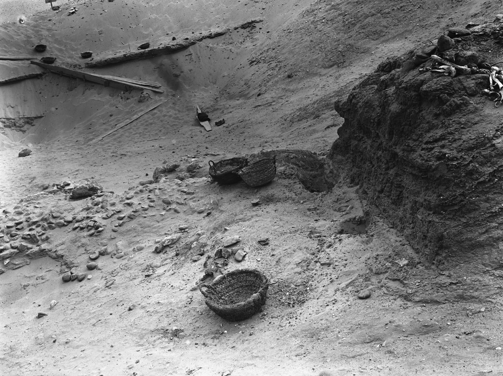 Wadi Cemetery (Reisner; north of W. Cem): Site: Giza; View: GW 16