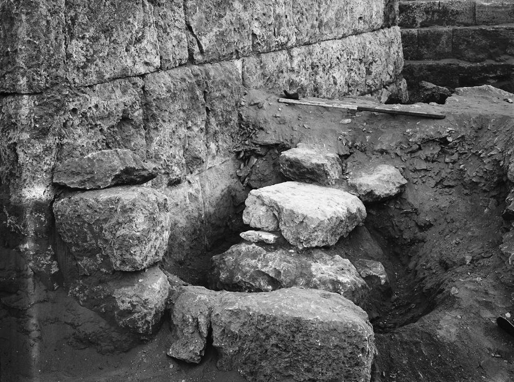 Western Cemetery: Site: Giza; View: G 1028, G 1026-Annex, G 1027, G 1029