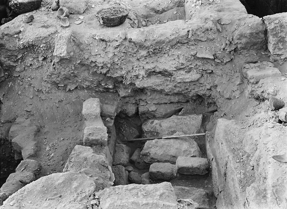 Western Cemetery: Site: Giza; View: G 1023