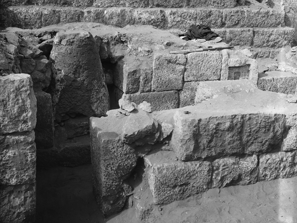 Western Cemetery: Site: Giza; View: G 1019
