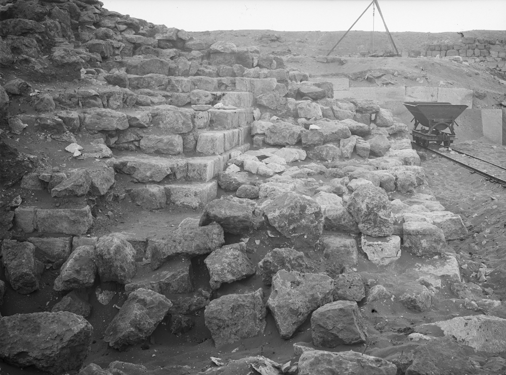 Western Cemetery: Site: Giza; View: G 2130