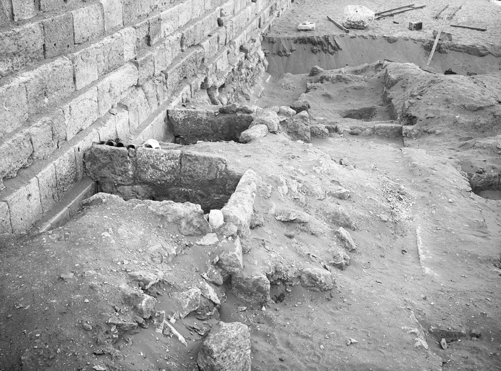 Western Cemetery: Site: Giza; View: G 2100