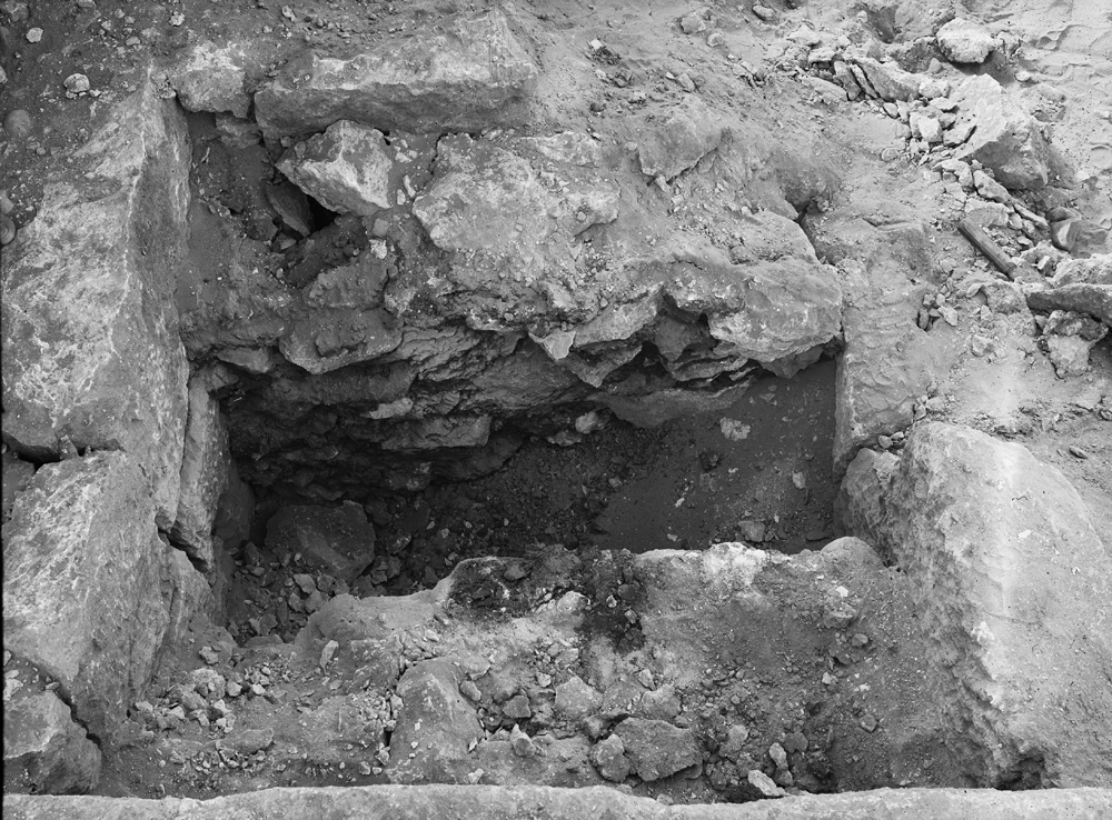 Western Cemetery: Site: Giza; View: G 1036
