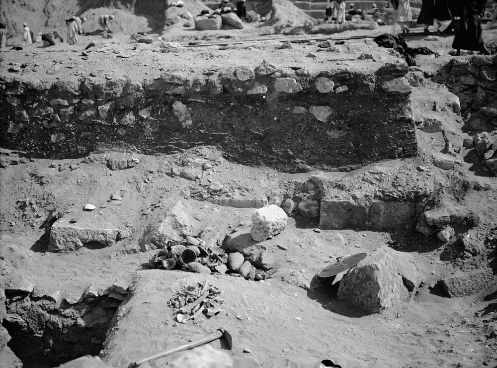 Western Cemetery: Site: Giza; View: G 1037