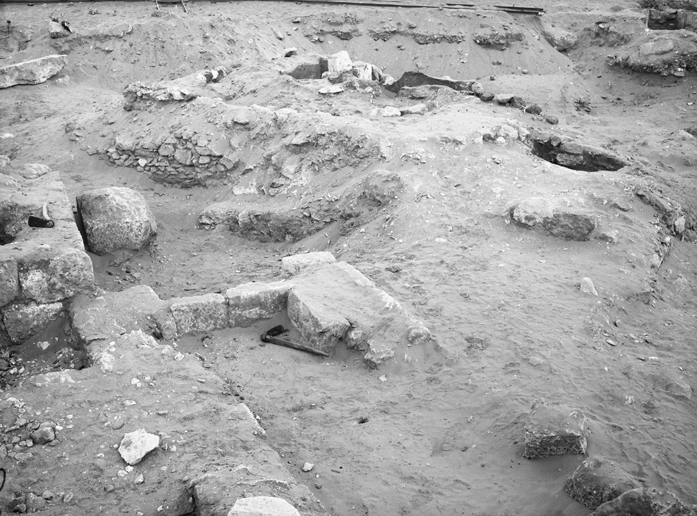 Western Cemetery: Site: Giza; View: G 2015, G 2013, G 2016
