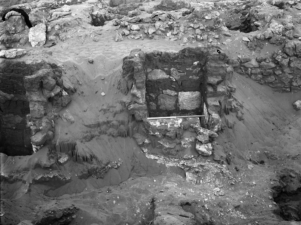 Western Cemetery: Site: Giza; View: G 1317