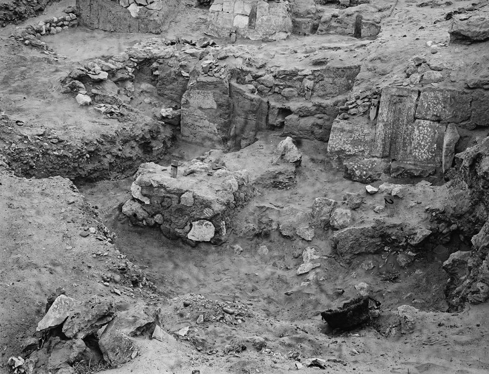 Wadi Cemetery (Reisner; north of W. Cem): Site: Giza; View: GW 1, GW 2, GW 3, GW 4, GW 5, GW 6, GW 7, GW 8