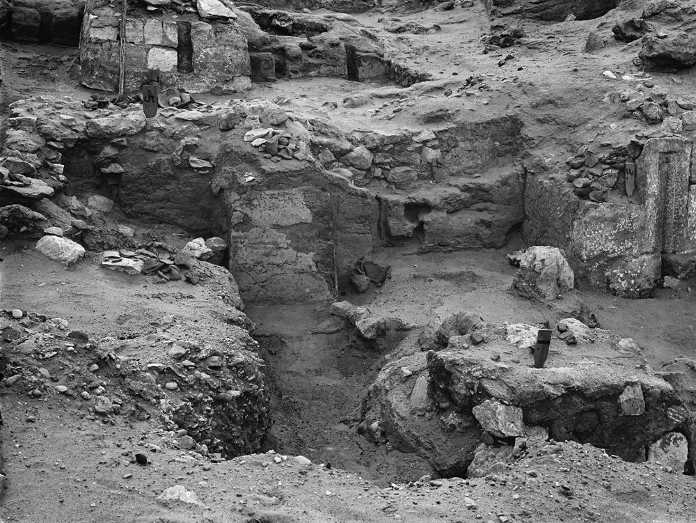 Wadi Cemetery (Reisner; north of W. Cem): Site: Giza; View: GW 1, GW 3, GW 4, GW 5, GW 7, GW 8