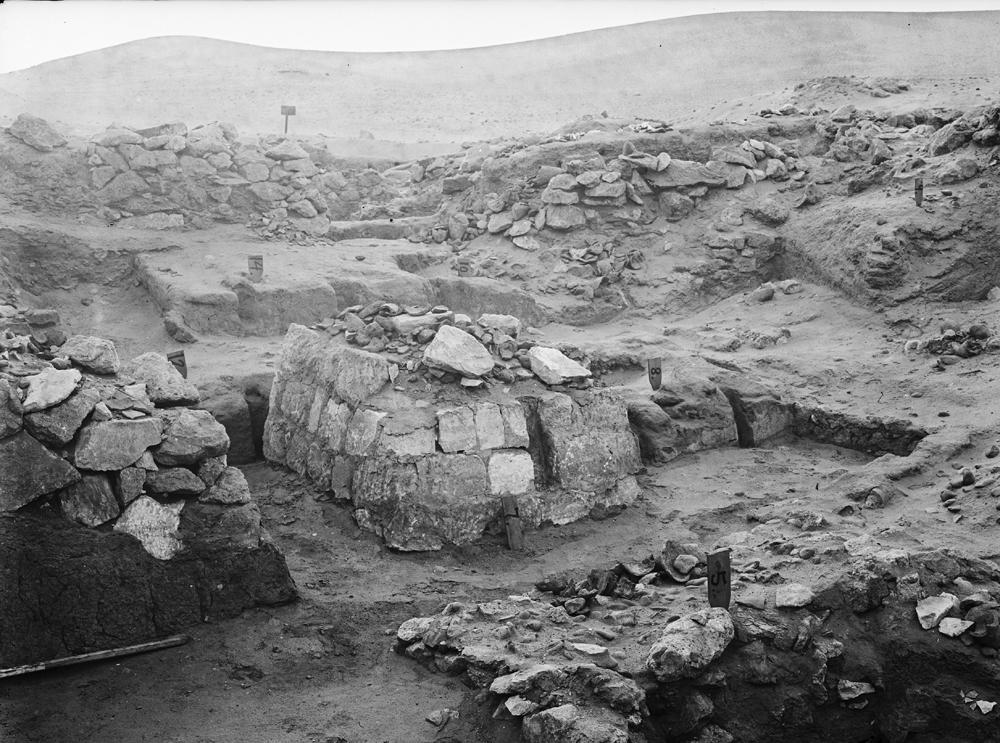 Wadi Cemetery (Reisner; north of W. Cem): Site: Giza; View: GW 5, GW 6, GW 7, GW 8, GW 9, GW 10, GW 12, GW 14