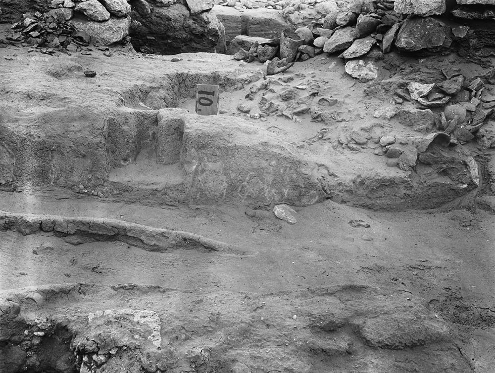 Wadi Cemetery (Reisner; north of W. Cem): Site: Giza; View: GW 10