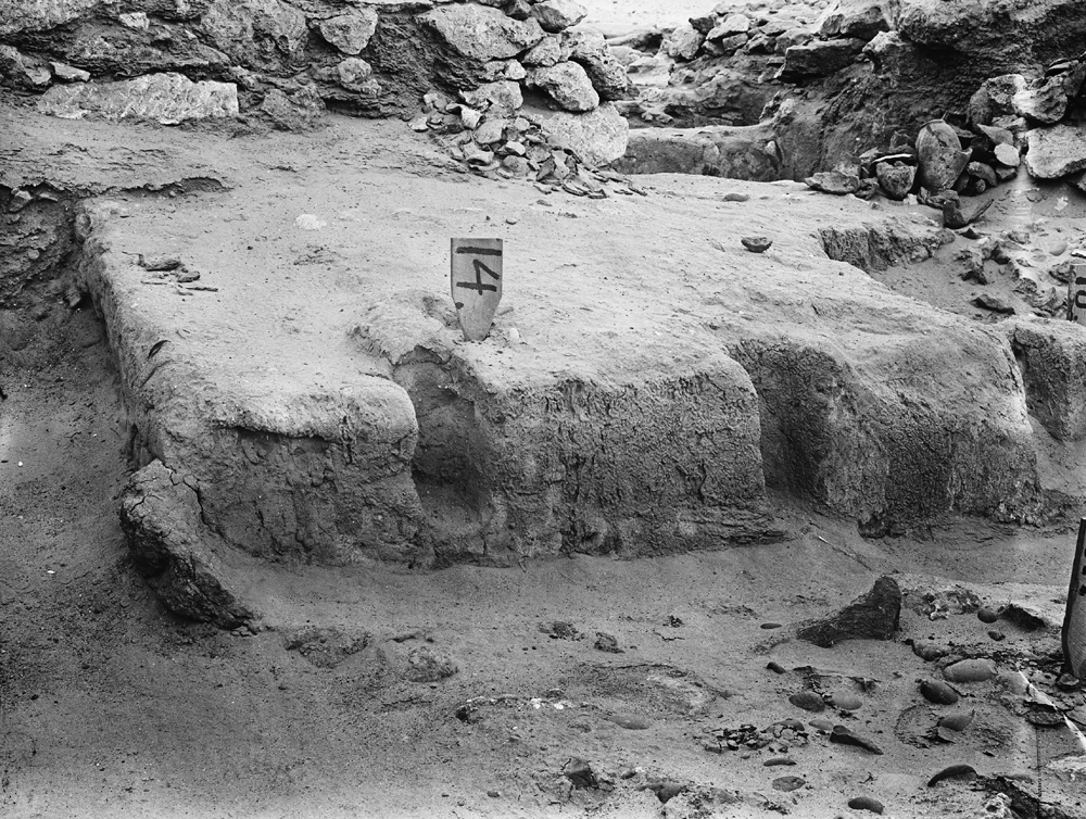 Wadi Cemetery (Reisner; north of W. Cem): Site: Giza; View: GW 10, GW 11, GW 14