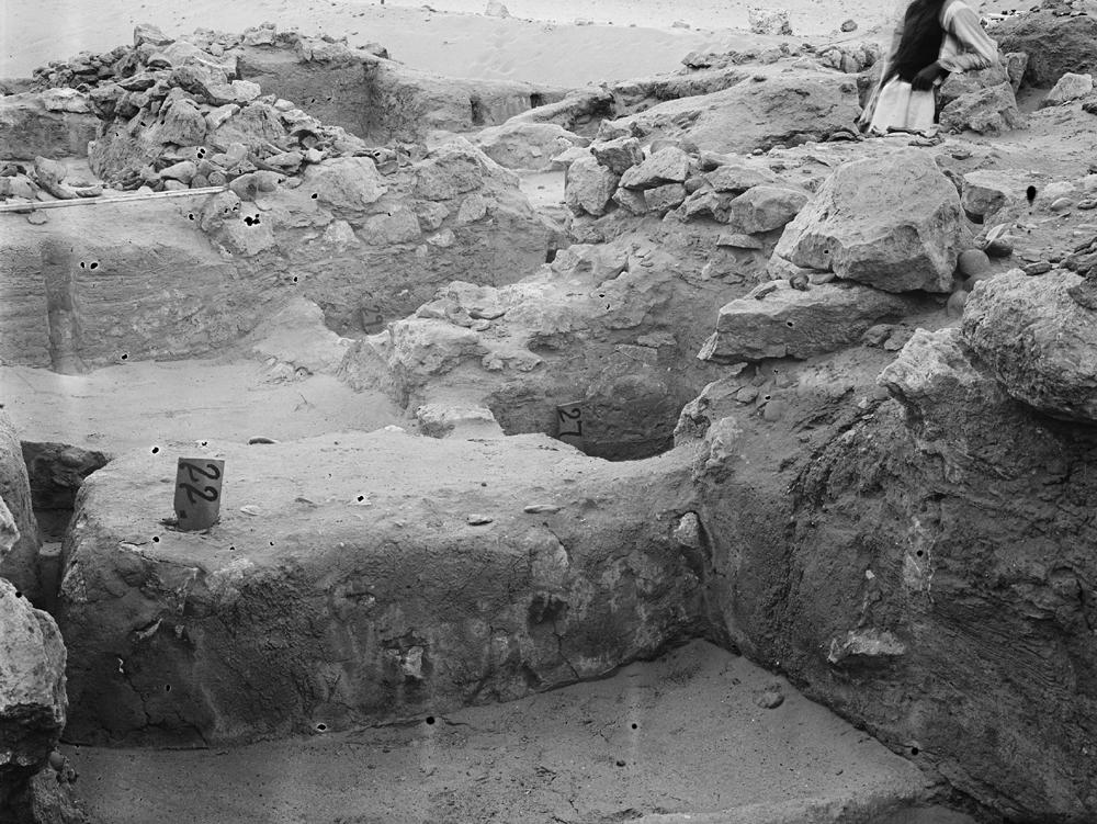 Wadi Cemetery (Reisner; north of W. Cem): Site: Giza; View: GW 22, GW 24, GW 26, GW 27, GW 29, GW 30, GW 51, GW 52