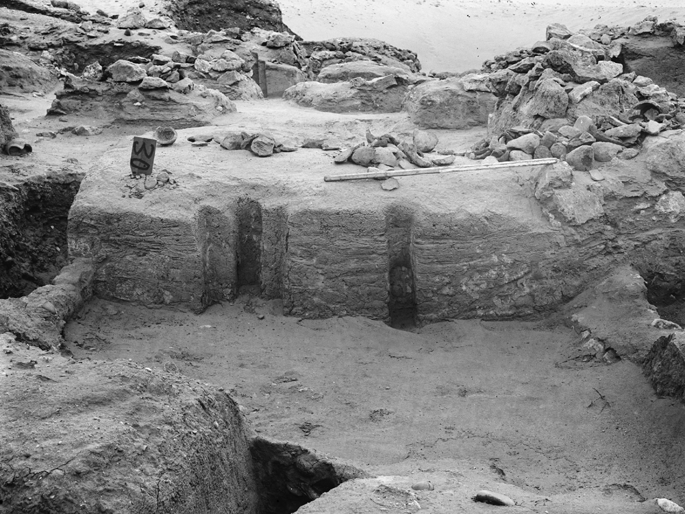 Wadi Cemetery (Reisner; north of W. Cem): Site: Giza; View: GW 30