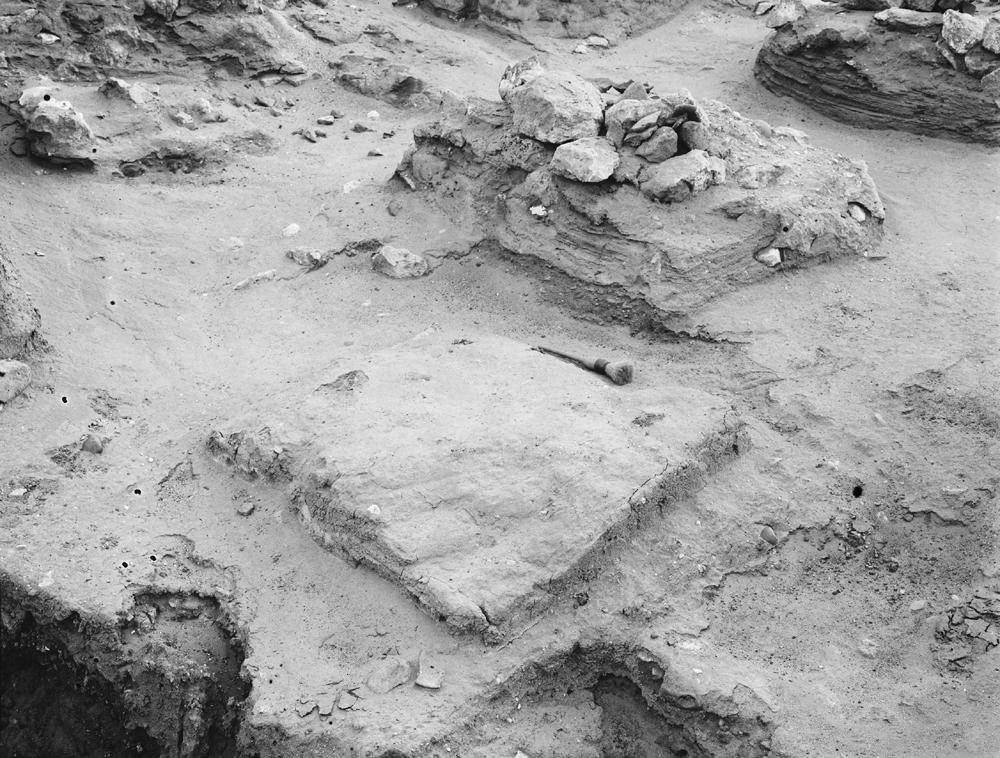 Wadi Cemetery (Reisner; north of W. Cem): Site: Giza; View: GW 45, GW 46, GW 47, GW 56