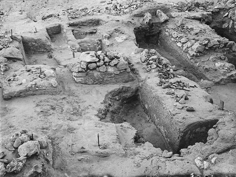 Wadi Cemetery (Reisner; north of W. Cem): Site: Giza; Veiw: GW 26, GW 27, GW 28, GW 29, GW 30, GW 46, GW 47, GW 48, GW 49, GW 50, GW 51, GW 52