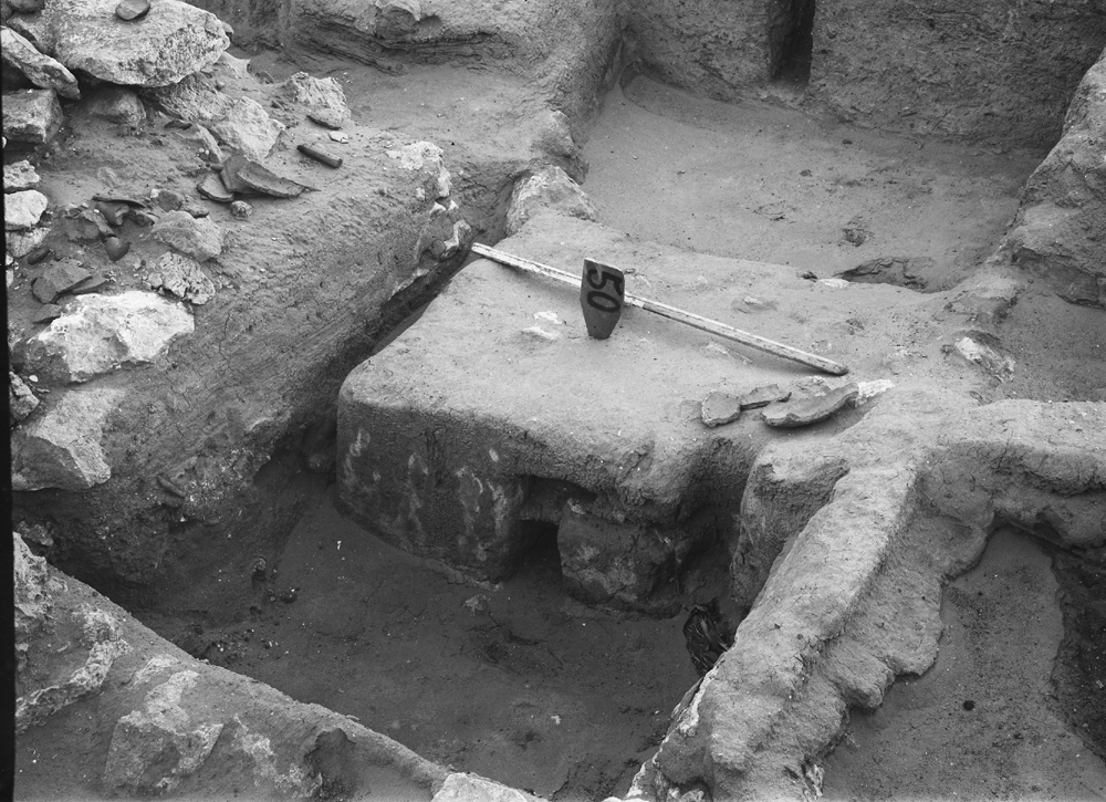 Wadi Cemetery (Reisner; north of W. Cem): Site: Giza; View: GW 48, GW 50, GW 51