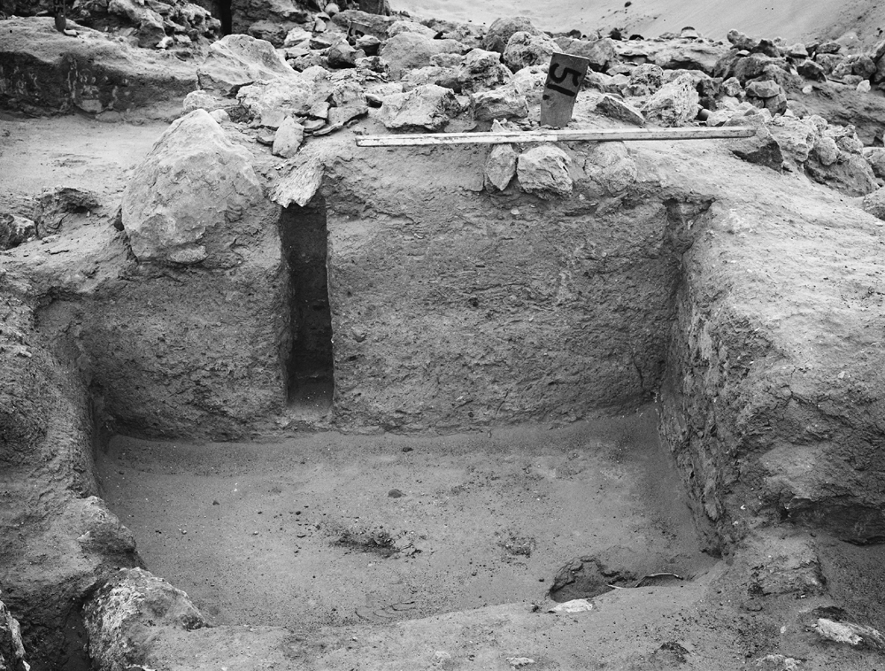 Wadi Cemetery (Reisner; north of W. Cem): Site: Giza; View: GW 51