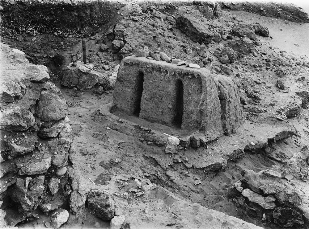 Wadi Cemetery (Reisner; north of W. Cem): Site: Giza; View: GW 63, GW 73, GW 74, GW 75, GW 76