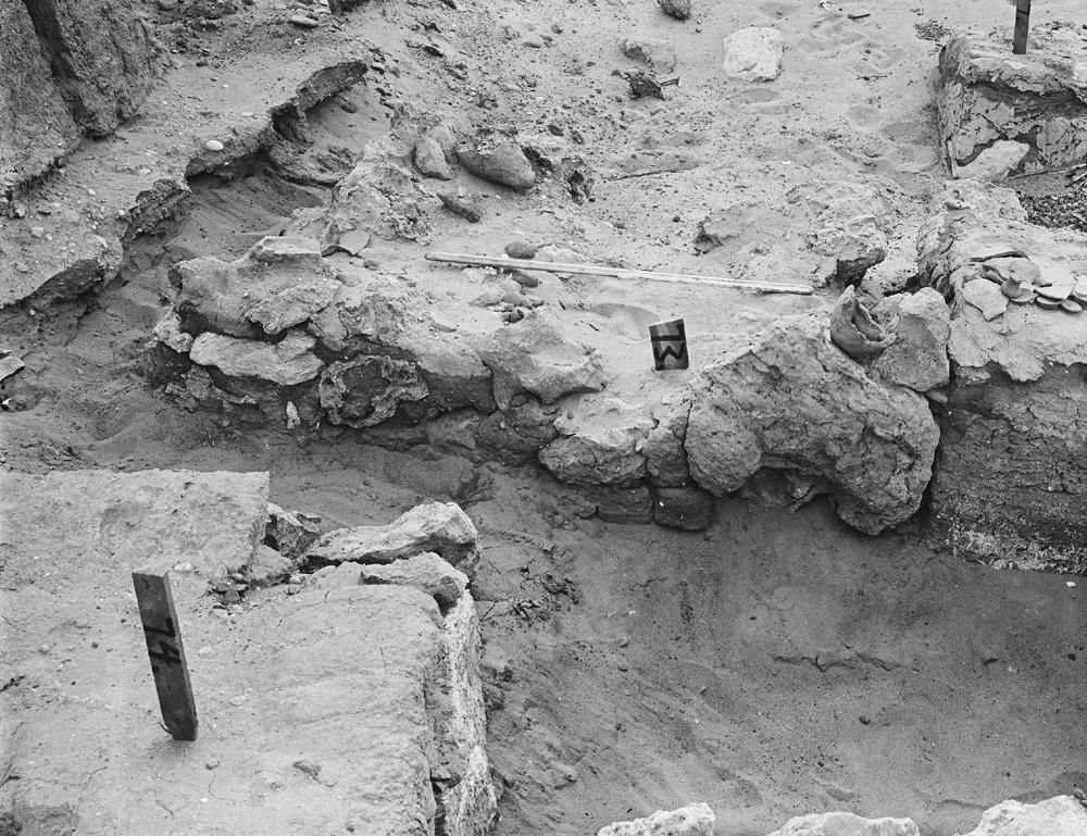 Wadi Cemetery (Reisner; north of W. Cem): Site: Giza; View: GW 72, GW 73, GW 74, GW 75, GW 77