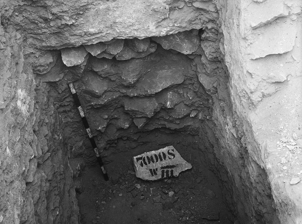 Eastern Cemetery: Site: Giza; View: G 7000 SW 3