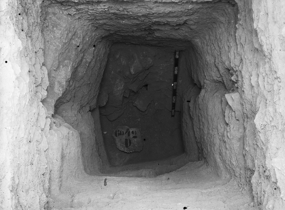 Western Cemetery: Site: Giza; View: G 6042