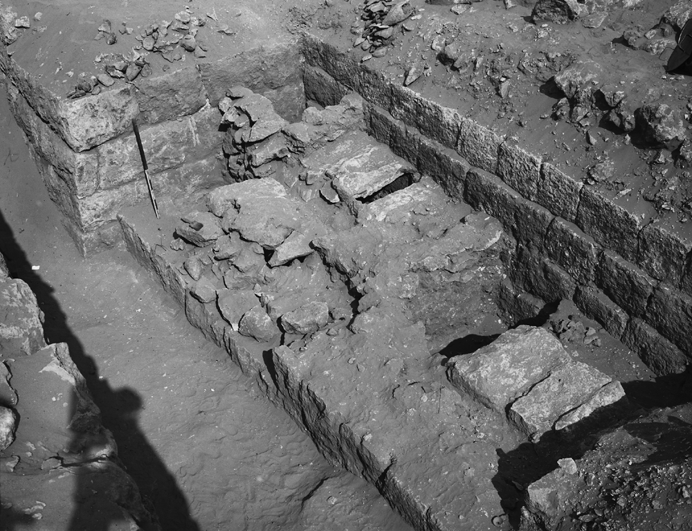 Western Cemetery: Site: Giza; View: G 1361, G 1360, G 1362