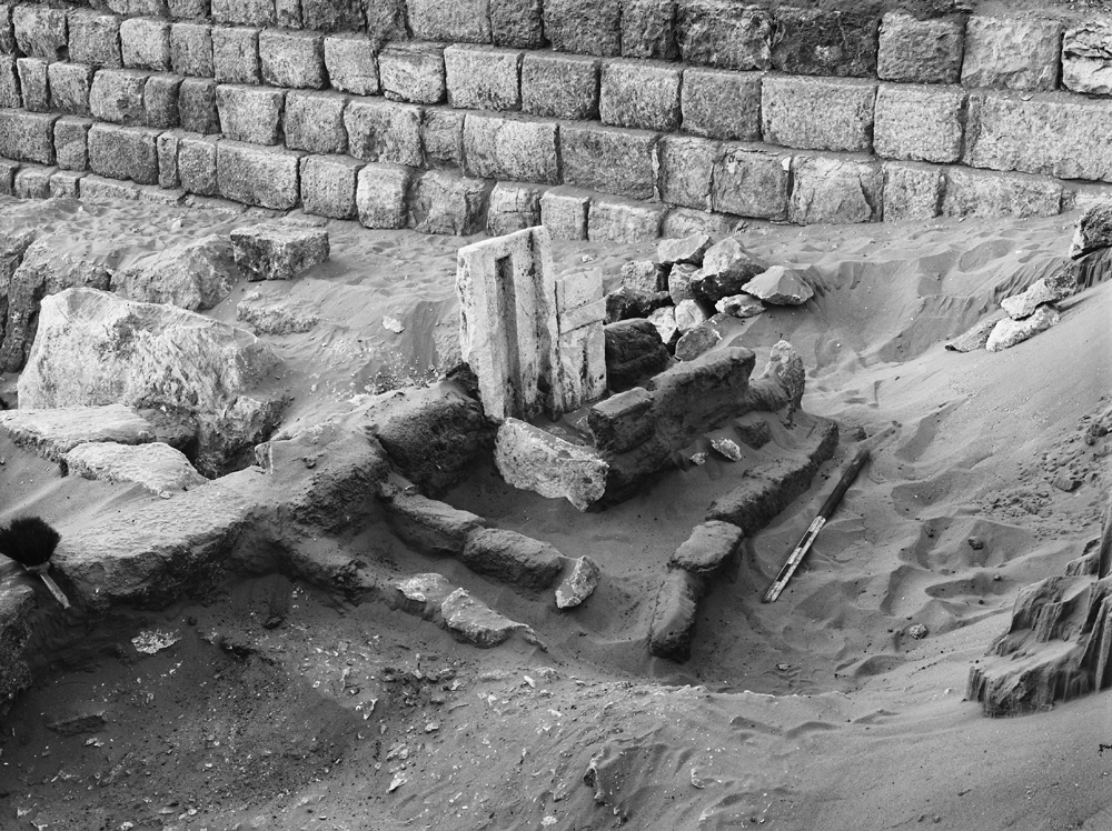 Western Cemetery: Site: Giza; View: G 1219, G 1225