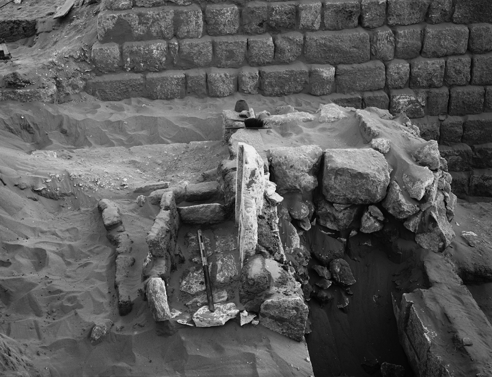 Western Cemetery: Site: Giza; View: G 1219