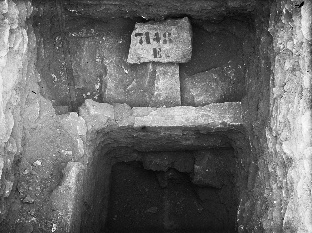 Eastern Cemetery: Site: Giza; View: G 7148+7149