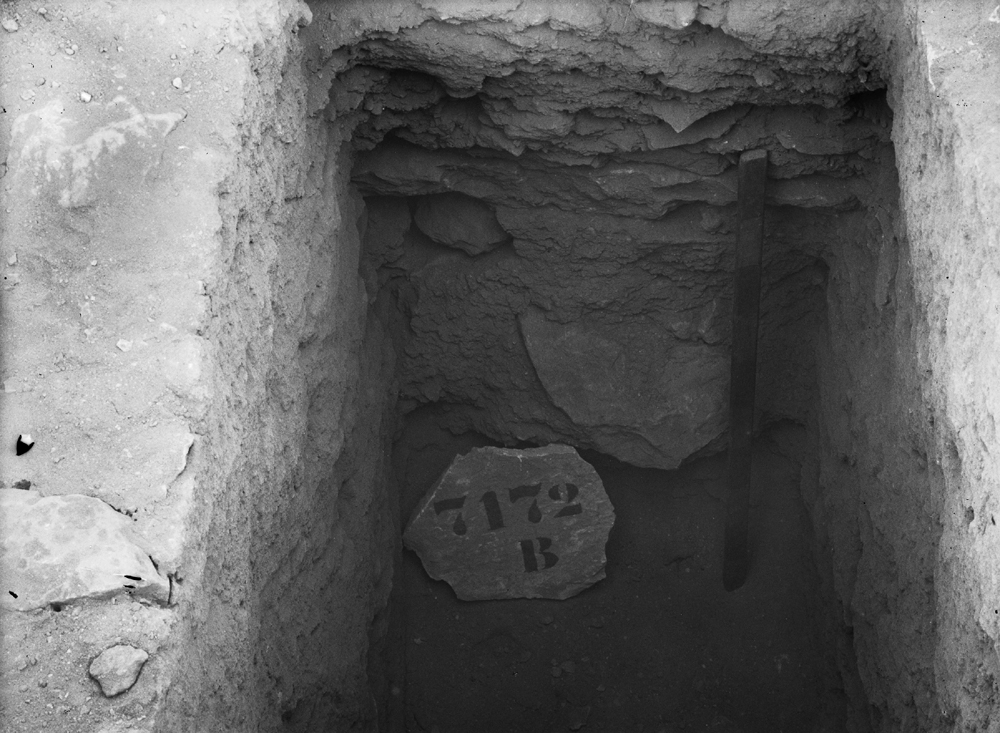 Eastern Cemetery: Site: Giza; View: G 7172