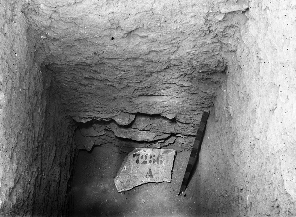 Eastern Cemetery: Site: Giza; View: G 7256