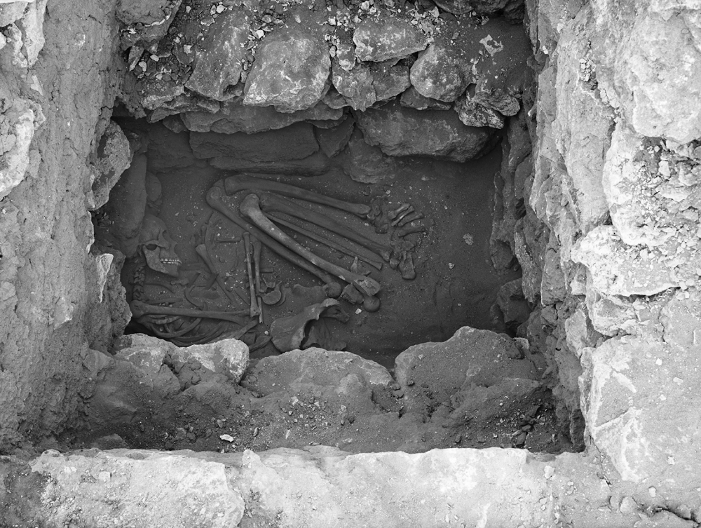 Western Cemetery: Site: Giza; View: G 1155
