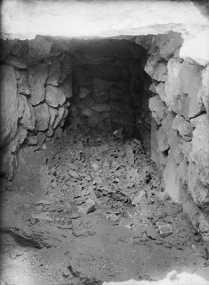 Eastern Cemetery: Site: Giza; View: G 7491