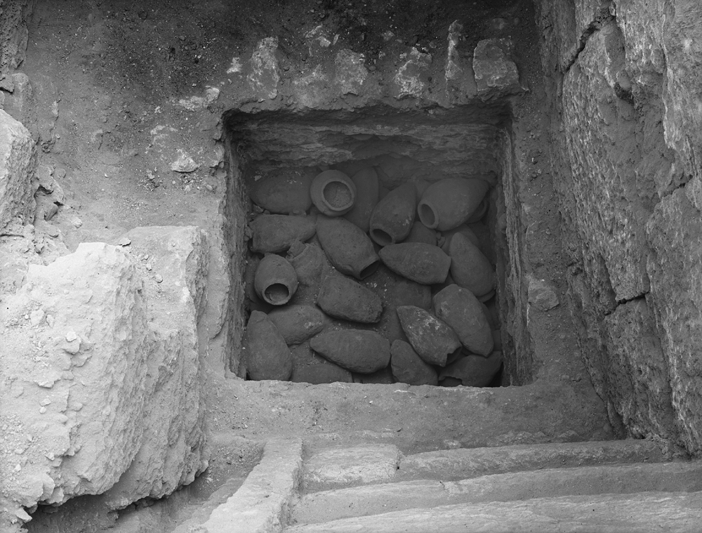 Western Cemetery: Site: Giza; View: G 1076, G 1121
