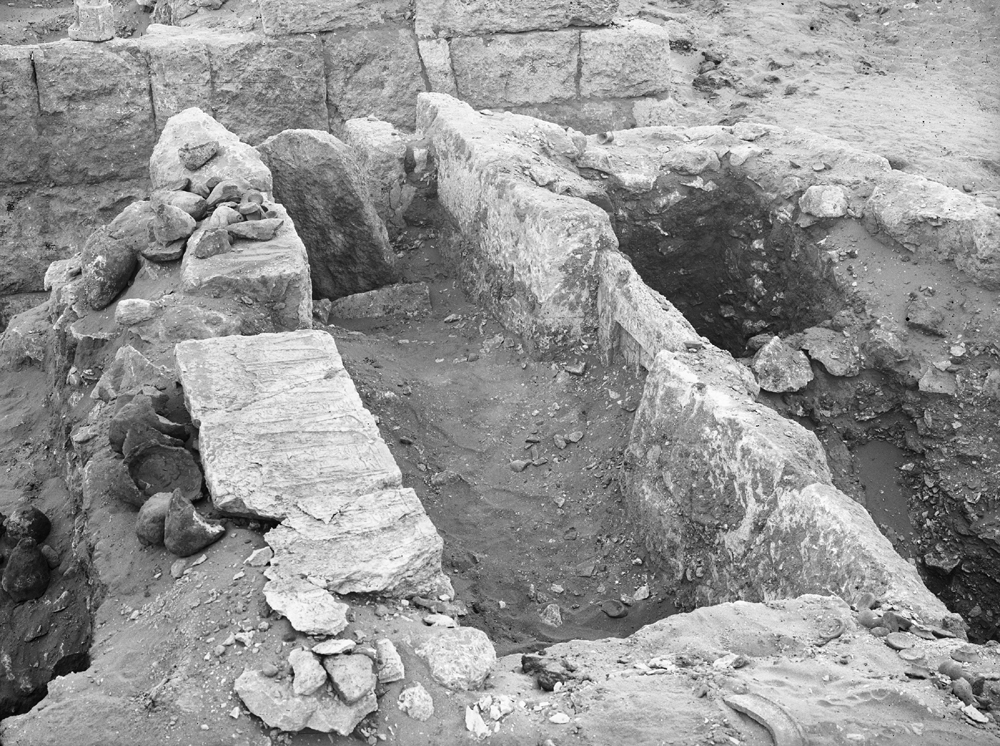 Western Cemetery: Site: Giza; View: G 2033