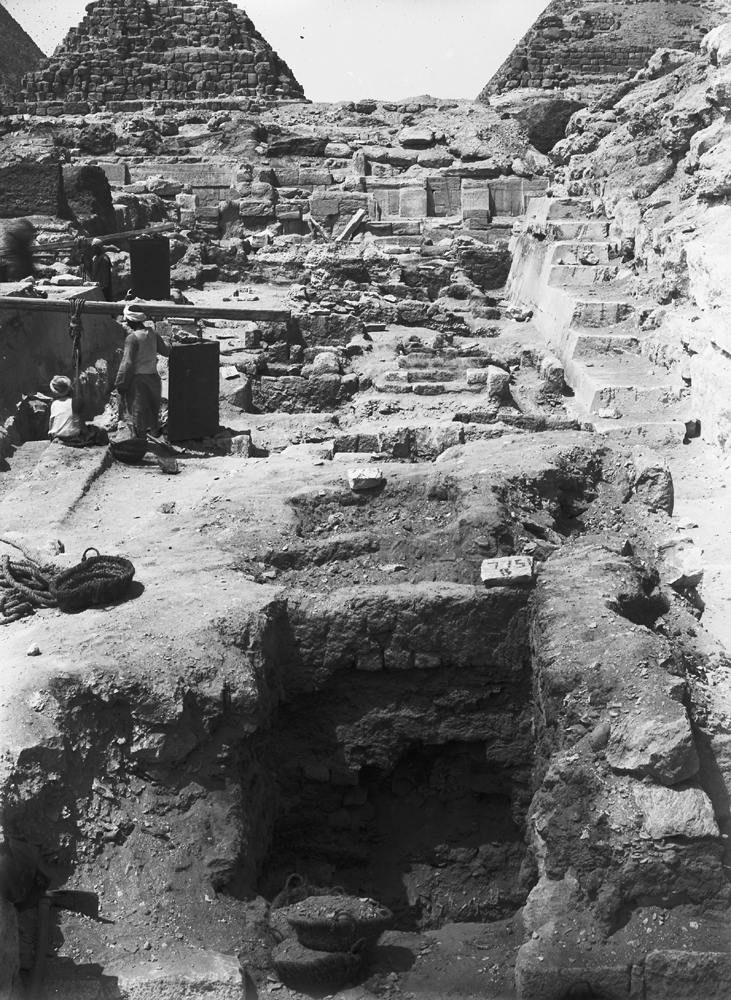 Eastern Cemetery: Site: Giza; View: avenue G 2, G 7751