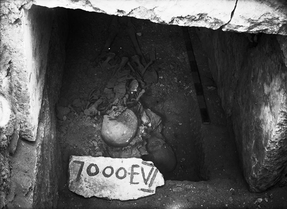 Eastern Cemetery: Site: Giza; View: G 7000 E VI
