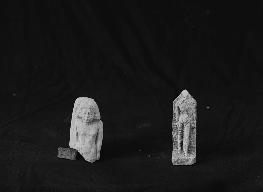 Object(s) photograph: Site: Giza; view: G 1025, G 1234