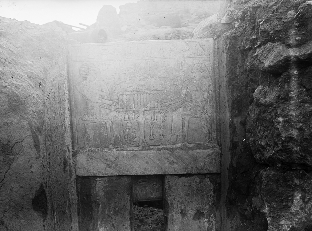 Western Cemetery: Site: Giza; View: G 1162+1172